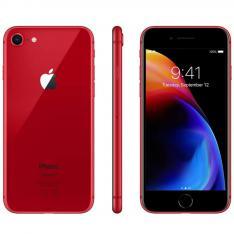 """TELEFONO MOVIL SMARTPHONE REWARE APPLE IPHONE 8 256GB RED / 4.7"""" / LECTOR HUELLA / REACONDICIONADO / REFURBISH / GRADO A+"""