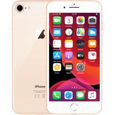 """TELEFONO MOVIL SMARTPHONE REWARE APPLE IPHONE 8 256GB GOLD / 4.7"""" / LECTOR HUELLA / REACONDICIONADO / REFURBISH / GRADO A+"""
