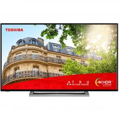 "TV TOSHIBA 55"" LED 4K UHD/ 55UL3B63DG/ SMART TV/ WIFI/ HDR10/  HD DVB-T2/C/S2/ BLUETOOTH/ DOLBY VISION HDR/"