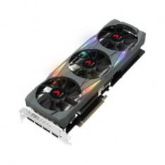 TARJETA GRAFICA PNY NVIDIA  GEFORCE RTX 3080 10GB XLR8 GAMING UPRISING EPIC-X RGB GDDR6X DISPLAY PORT HDMI TRIPLE VENTILADOR