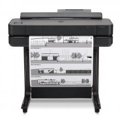 "PLOTTER HP DESIGNJET T650 A1 24""/ 2400PPP/ USB/ RED/ WIFI/ PEDESTAL/ CORTADORA HORIZONTAL AUTOMATICA"