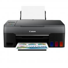 MULTIFUNCION CANON PIXMA G2560 MEGATANK INYECCION COLOR A4/ 10.8iPM/ 4800PPP/ USB/ CARTUCHOS RECARGABLES