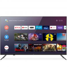 "TV ENGEL 43"" LED 4K UHD/ LE4390ATV/ ANDROID SMART TV/ CHROMECAST/ GOOGLE ASISTANT/ USB/ HDMI"