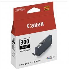 CARTUCHO CANON PFI-300 PBK NEGRO FOTO