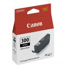CARTUCHO CANON PFI-300 MBK NEGRO MATE