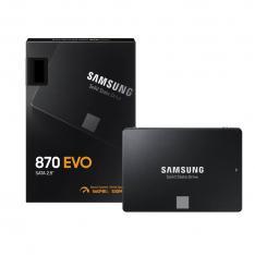 """DISCO DURO INTERNO SOLIDO SSD SAMSUNG MZ-77E1T0B / 870 EVO/ 1TB/ 2.5"""""""