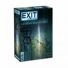 JUEGO DE MESA DEVIR EXIT 1 LA CABAÑA ABANDONADA