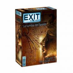 JUEGO DE MESA DEVIR EXIT 2 LA TUMBA DEL FARAON