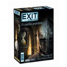 JUEGO DE MESA DEVIR EXIT 4 EL CASTILLO PROHIBIDO