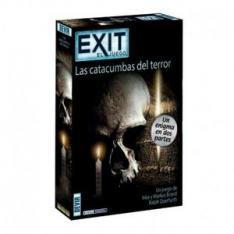 JUEGO DE MESA DEVIR EXIT 9 LAS CATACUMBAS DEL TERROR