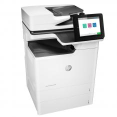 MULTIFUNCION HP LASER COLOR LASERJET ENTERPRISE M681DH A4/ 47PPM/ 512MB/ USB/ RED/ DUPLEX/ BANDEJAS/ ADF 150HOJAS