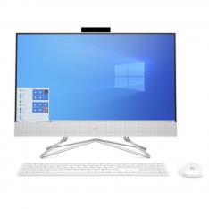 ORDENADOR ALL IN ONE HP 24-DF0101NS PENTIUM G6400T 8GB/ SSD512GB/ WIFI/ BT/ W10/ TACTIL