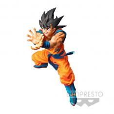 FIGURA BANPRESTO DRAGON BALL Z GOKU KA ME HA ME HA