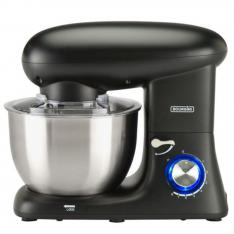 AMASADORA BOURGINI KITCHEN CHEF PLUS 5.52L NEGRA