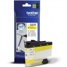 CARTUCHO TINTA BROTHER LC3237Y AMARILLO 1500 PÁGINAS