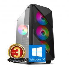 ORDENADOR PHOENIX GAMING RGB THERION INTEL I5 VGA NVIDIA 1660 16GB DDR4 480GB SSD 1TB HDD ATX RGB PC  WINDOWS 10 HOME