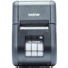 IMPRESORA DE ETIQUETAS Y TICKETS PORTATIL BROTHER RJ2150 32MB FLASH RAM/ 32MB RAM/ USB 2.0/ WIFI/ BLUETOOTH