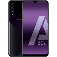 """TELEFONO MOVIL SMARTPHONE SAMSUNG GALAXY A30 S NEGRO 6.4""""/ 128GB ROM/ 4GB RAM/ 25+5+8 Mpx - 16GB Mpx/ DUAL SIM"""