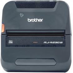 IMPRESORA DE ETIQUETAS Y TICKETS PORTATIL BROTHER RJ4230B 64MB FLASH RAM/ 256MB RAM/ USB-B/ BLUETOOTH
