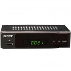 RECEPTOR SATELITE DENVER DVBS-206 DVB-S2 / HDMI / USB