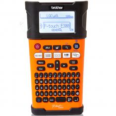 ROTULADORA BROTHER PTE300VP LCD/ 5 LINEAS/ TECLADO QWERTY