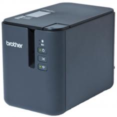 ROTULADORA ELECTRICA BROTHER PTP950NW 17 LINEAS/ USB/ RED/ WIFI