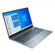 """PORTATIL HP 15-EG0001NS I7-1165G7 15.6"""" 8GB/ SSD512GB/ GF MX450 2GB/ WIFI/ BT/ W10/ AZUL NIEBLA"""