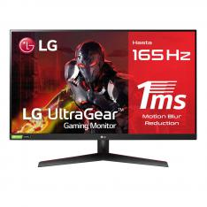 "MONITOR LED LG 32GN550-B 31.5"" 1920 X 1080 5MS HDMI DISPLAY PORT"