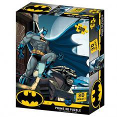 PUZZLE 3D LENTICULAR DC COMICS BATMAN 300 PIEZAS