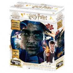 PUZZLE PARA RASCAR HARRY POTTER HARRY POTTER 150 PIEZAS