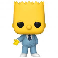 FUNKO POP THE SIMPSONS GANGSTER BART 52947