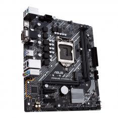 PLACA BASE ASUS INTEL PRIME H410M-D SOCKET 1200 DDR4 X 2 MAX 64GB 2933MHZ D-SUB HDMI mATX