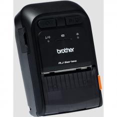 IMPRESORA TICKET PORTATIL BROTHER RJ2055WB 16GB FLASH RAM/ 32MB RAM/ MICRO USB/ WIFI/ BLUETOOTH