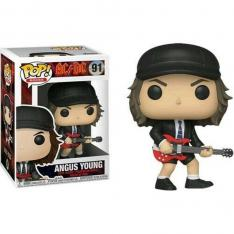 FUNKO POP ROCKS AC DC ANGUS YOUNG VERSION ALEATORIA CHASE 36318
