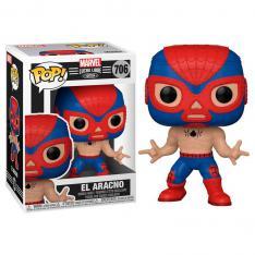 FUNKO POP MARVEL LUCHADORES SPIDER-MAN 53862