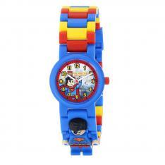 RELOJ LEGO DC COMICS SUPER HEROES SUPERMAN