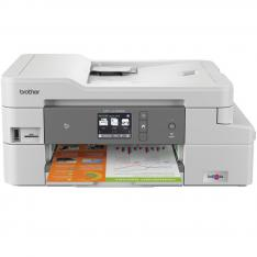 MULTIFUNCION BROTHER INYECCION COLOR MFCJ1300DW FAX/ A4/ 12PPM/ 128MB/ USB/ RED/ WIFI/ DUPLEX IMPRESION