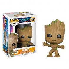 FUNKO POP MARVEL LOS GUARDIANES DE LA GALAXIA VOLUMEN 2 GROOT PEQUEÑO 13230
