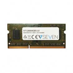 MEMORIA V7 DDR3 4GB / 1600 MHZ / SO-DIMM / NO ECC