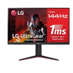 "MONITOR LED LG 32GN650-B 31.5"" 2560 X 1440 5MS HDMI DISPLAY PORT GAMING"