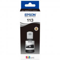 CARTUCHO TINTA EPSON 113 ECOTANK PIGMENT C13T06B140 NEGRO INK BOTTLE