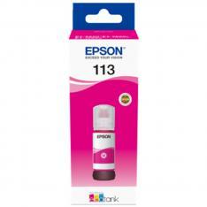 CARTUCHO TINTA EPSON 113 ECOTANK PIGMENT C13T06B340 MAGENTA INK BOTTLE