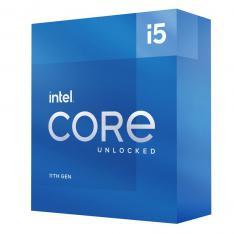 MICRO. INTEL I5 11600K LGA 1200 11ª GENERACION 6 NUCLEOS  3.90GHZ 12MB IN BOX