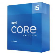 MICRO. INTEL I5 11600KF LGA 1200 11ª GENERACION 6 NUCLEOS 3.90GHZ 12MB NO GRAPHICS IN BOX