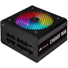 FUENTE ALIMENTACION CORSAIR CX650F 80+ BRONZE FULL RGB 650W