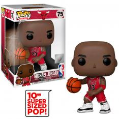 "FUNKO POP DEPORTES NBA MICHAEL JORDAN 10"" 45598"