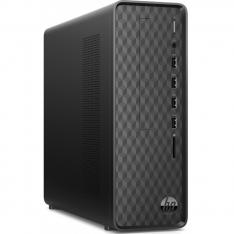ORDENADOR HP SLIM S01-PF1020NS PENTIUM GOLD G6400 8GB / SSD512GB / WIFI / BT / W10 / NEGRO