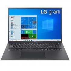 "PORTATIL LG GRAM 16Z90P-G I7-1135G7 16"" 16GB / SSD512GB / WIFI / BT / W10"