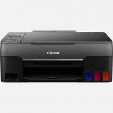 MULTIFUNCION CANON PIXMA G3560 MEGATANK INYECCION COLOR A4/ 10.8PPM/ 4800PPP/ USB/ WIFI