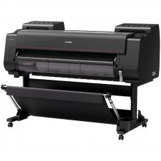 """PLOTTER CANON PRO-4100 IMAGEPROGRAF 44""""/ 2400PPP/ USB/ RED/ WIFI/ DISEÑO CAD/ TINTA 12 COLORES/ PEDESTAL"""